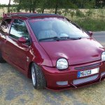 Twingo Red Rat
